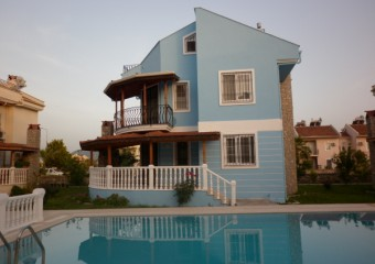 New Age Villa Blue