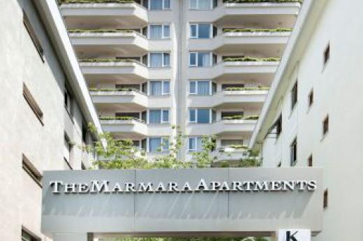 The Marmara Suadiye Residence