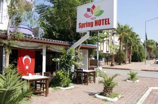 Antalya Spring Hotel