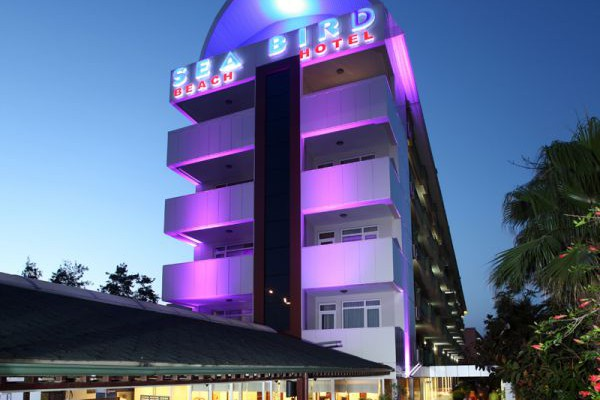 Sea Bird Beach Hotel