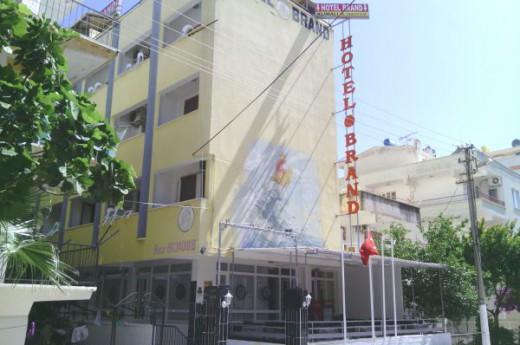 Brand Hotel