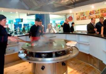 Khans Moğol Barbecue
