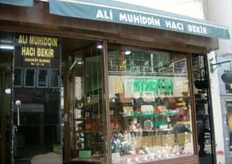 Ali Muhiddin Hac� Bekir - Beyo�lu