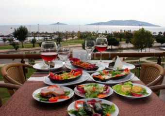 Dragos Marina Bal�k Restaurant