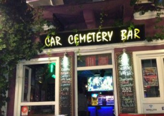 Car Cemetery Bar