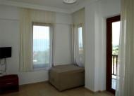 2+1 balkonlu oda