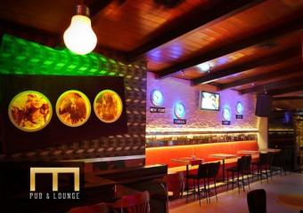 M Pub & Lounge