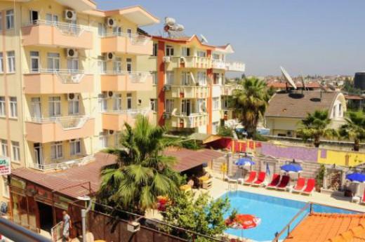 Side Orientt Apartments