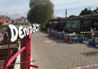 Denizaltı Cafe - Gelinkaya