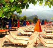 Billys Beach Osman �avu� Bungalows