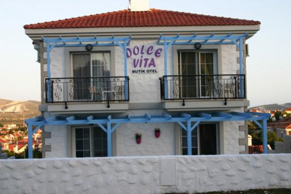 Alaçatı Dolce Vita Butik Otel