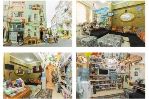 �stanbul Taksim Green House Hostel