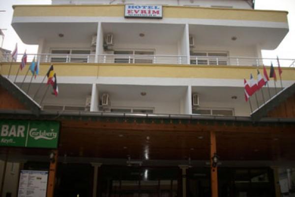 K�zkalesi Evrim Hotel