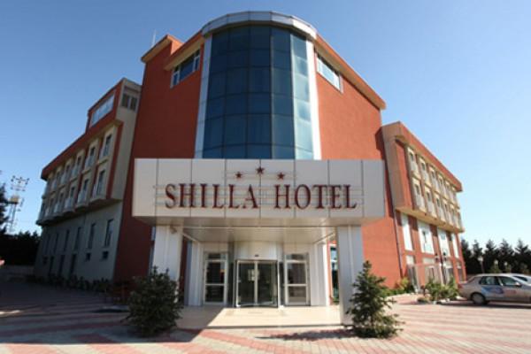 Shilla Hotel