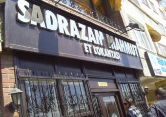 Sadrazam Mahmut Et Lokantas�