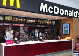 McDonald's - Batman Park AVM