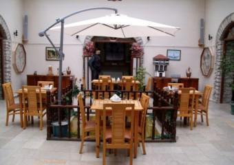Tarihi Cezaevi Hoş Sefa Restaurant