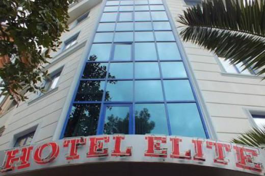 Elite Hotel K���kyal�