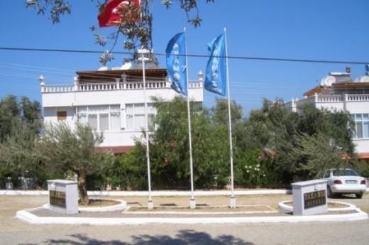 Yakamoz Villa Apart