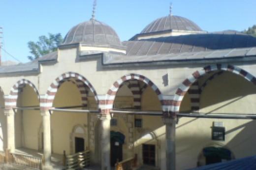 Yusuf Ziya Pa�a Camii