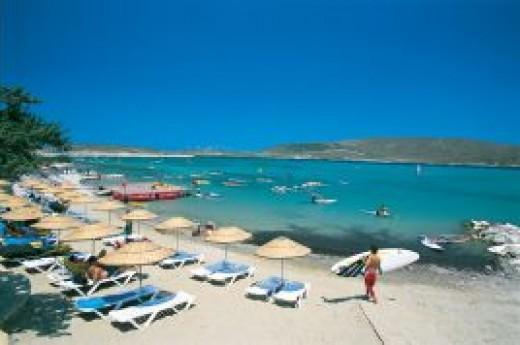 Ala�at� Beachleri