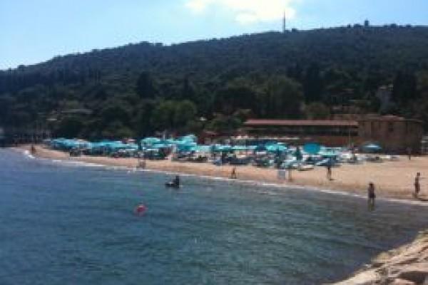 B�y�kadada Denize Girilen Plajlar