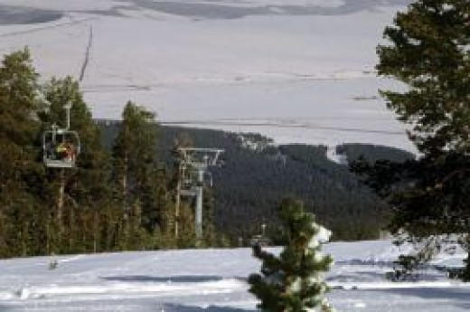 Sar�kam�� Kayak Merkezi