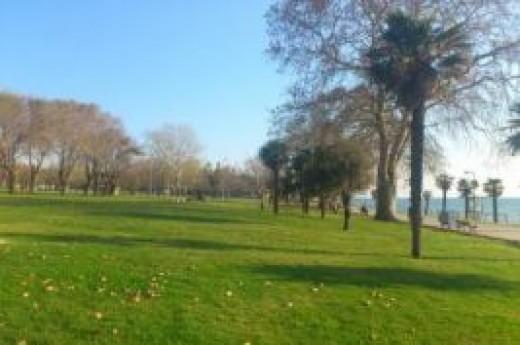 Florya Sahil Park�