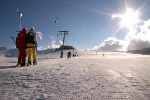 Uluda� Kayak Merkezi
