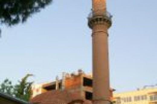 Ahmet �emsi Pa�a Camii
