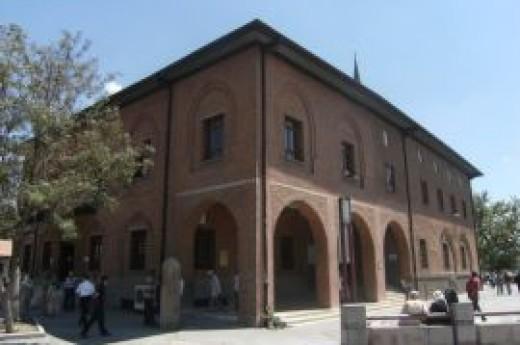 Ankara Hac� Bayram Camii
