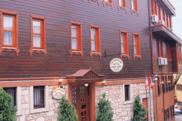 Hotel Tashkonak İstanbul