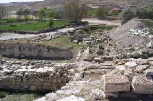 Pessinus Antik Kenti