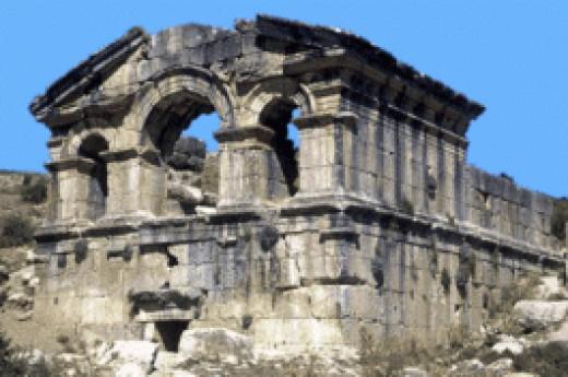 �ar Antik Kenti