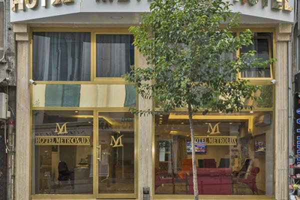Metrolux Hotel