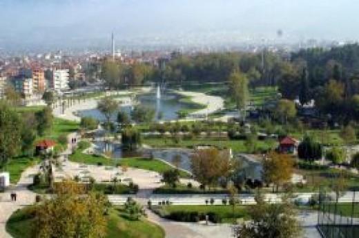 �ncilip�nar Park�