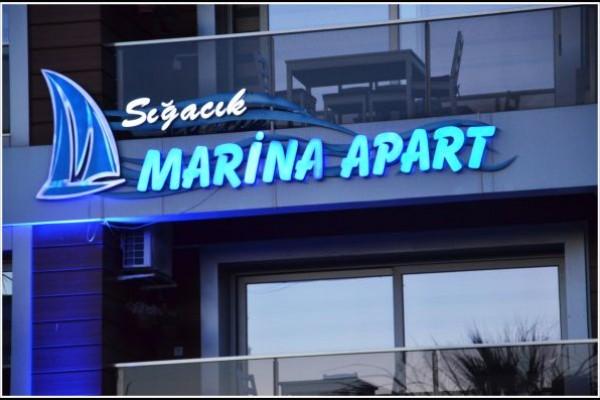 Sığacık Marina Apart