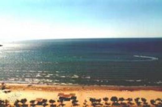 Pamucak Plaj�