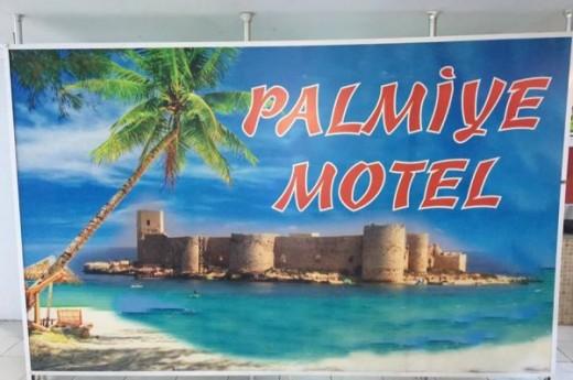 Palmiye Pansiyon K�zkalesi