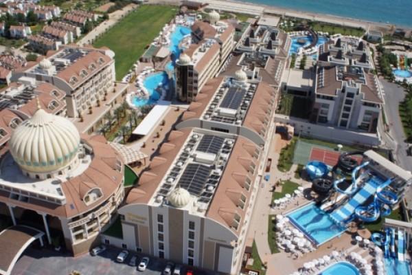 Kirman  Belazur Hotel