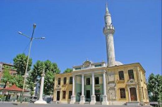 Te�vikiye Camii