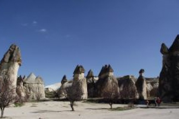 Kapadokya Pa�aba� Rahipler Vadisi