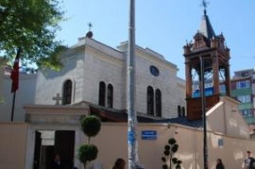 Surp Takavor Kilisesi