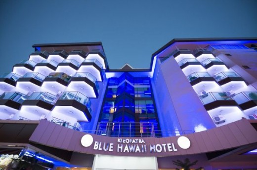 Blue Hawaii Hotel