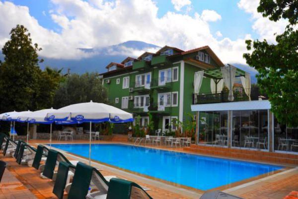Green Peace Hotel �l�deniz