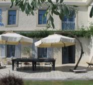 Sailors Otel Bahçe