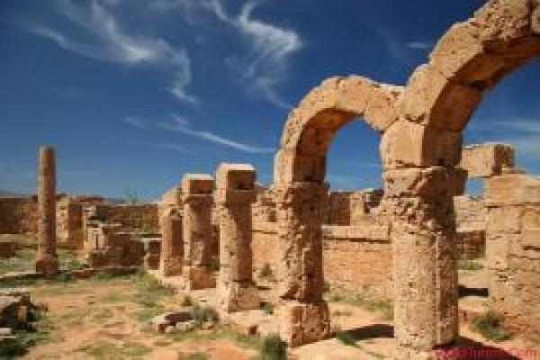 Apollonia Antik Kenti