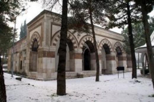 Bayezid Pa�a Cami