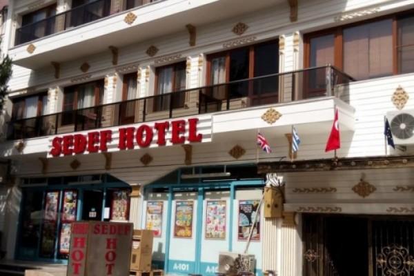Ayvalık Sedef Hotel