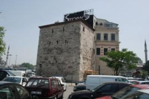 Baba Cafer Kulesi